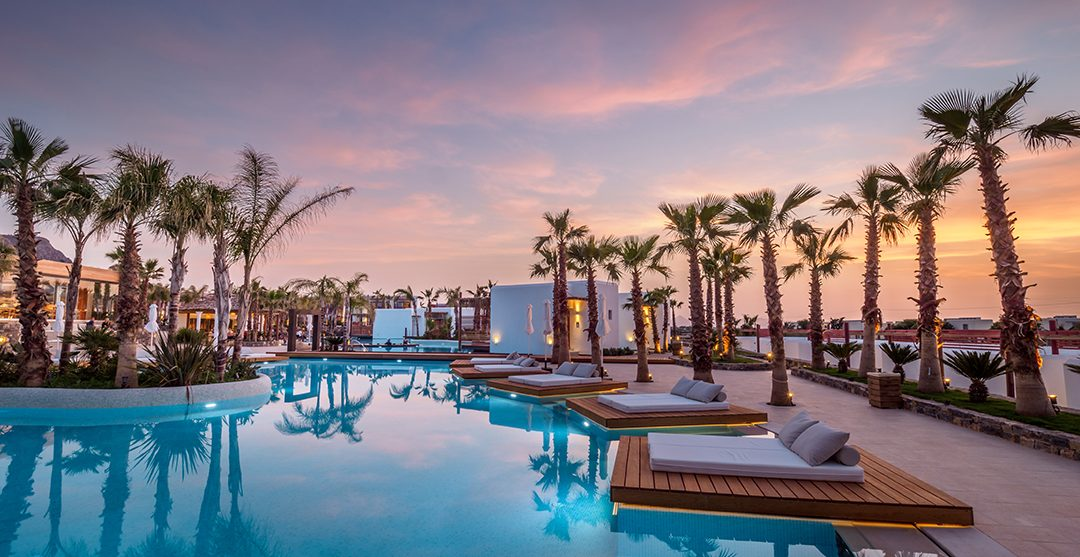Slip luksusgenet løs og indtag Kreta