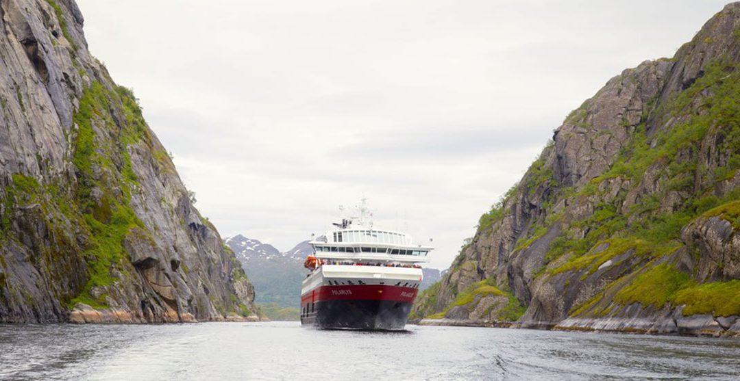 Oplev Norges spektakulære kyst på tætteste hånd