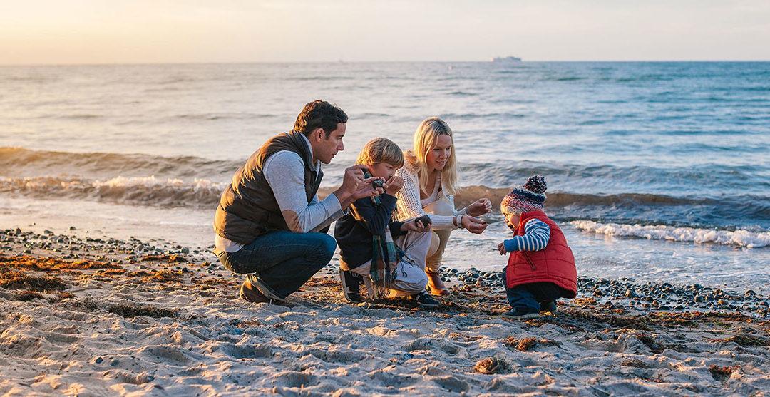 Efterårsferie med hele familien i Mecklenburg Vorpommern