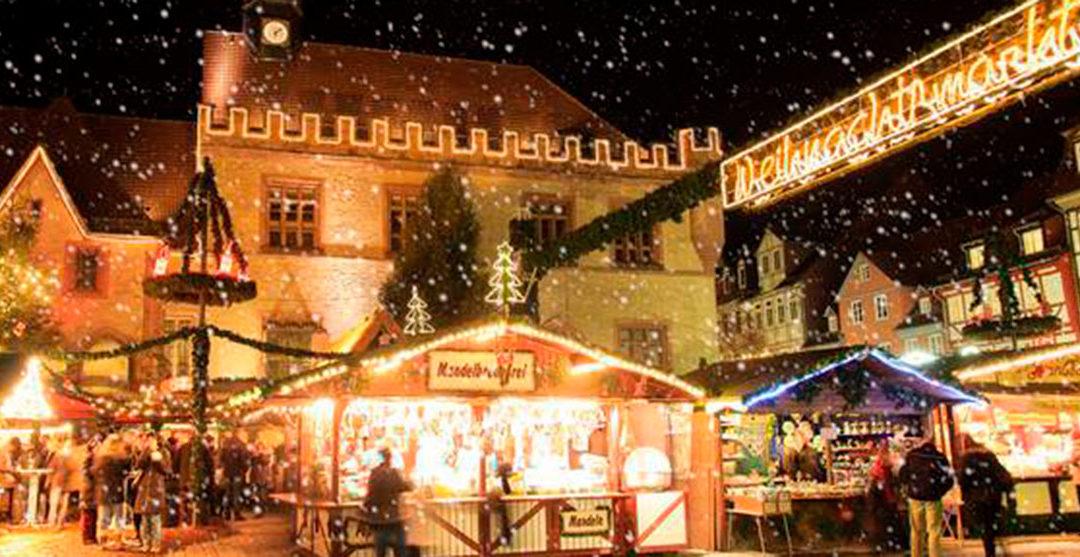 Stemningsfyldt tysk jul – undtagen juleaften