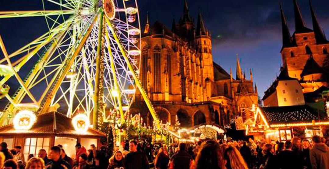 Oplev julelandet Thüringen i hjertet af Tyskland