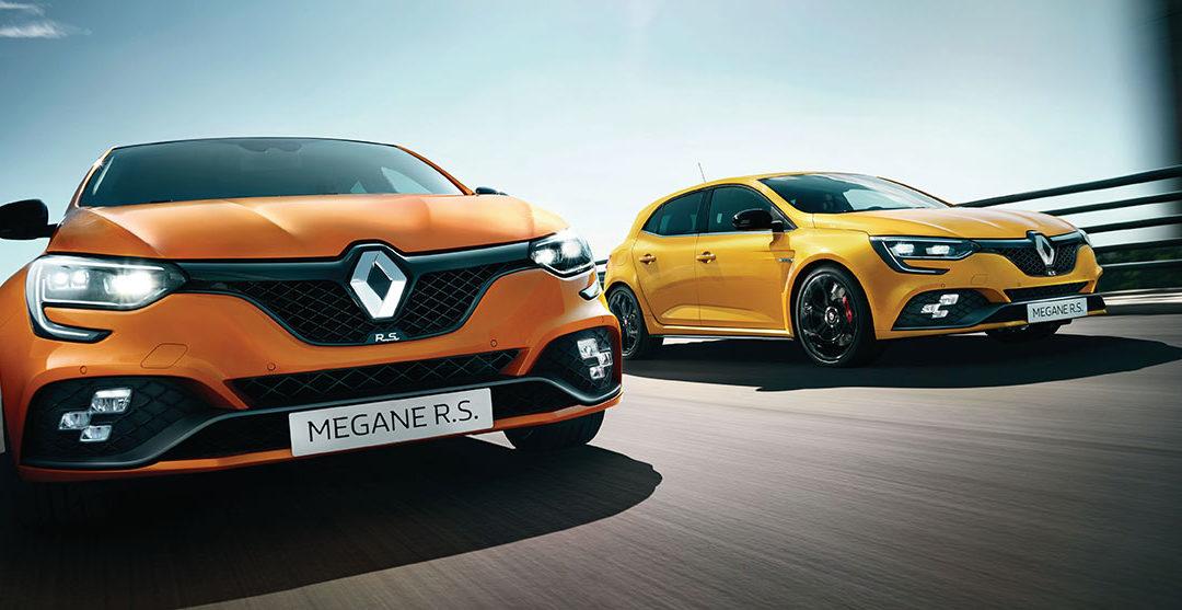 Højt tempo hos Renault