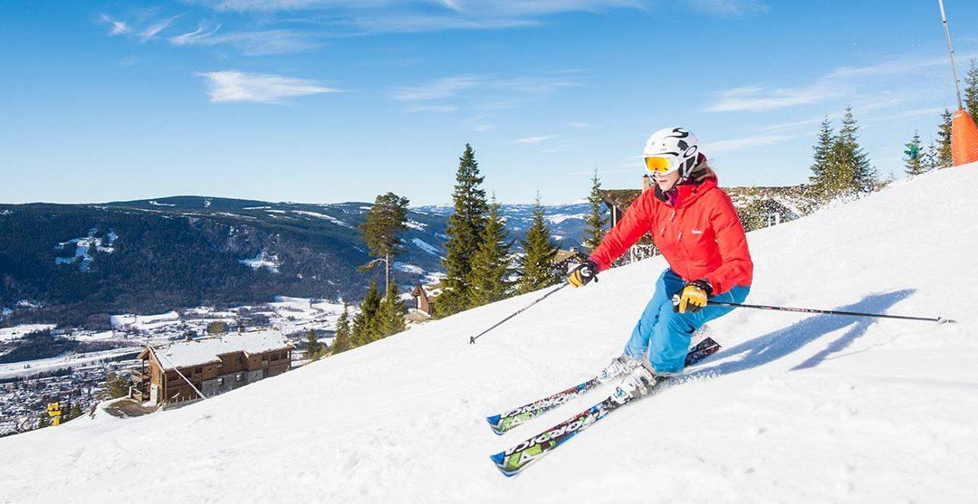 Legeland for ski-turister