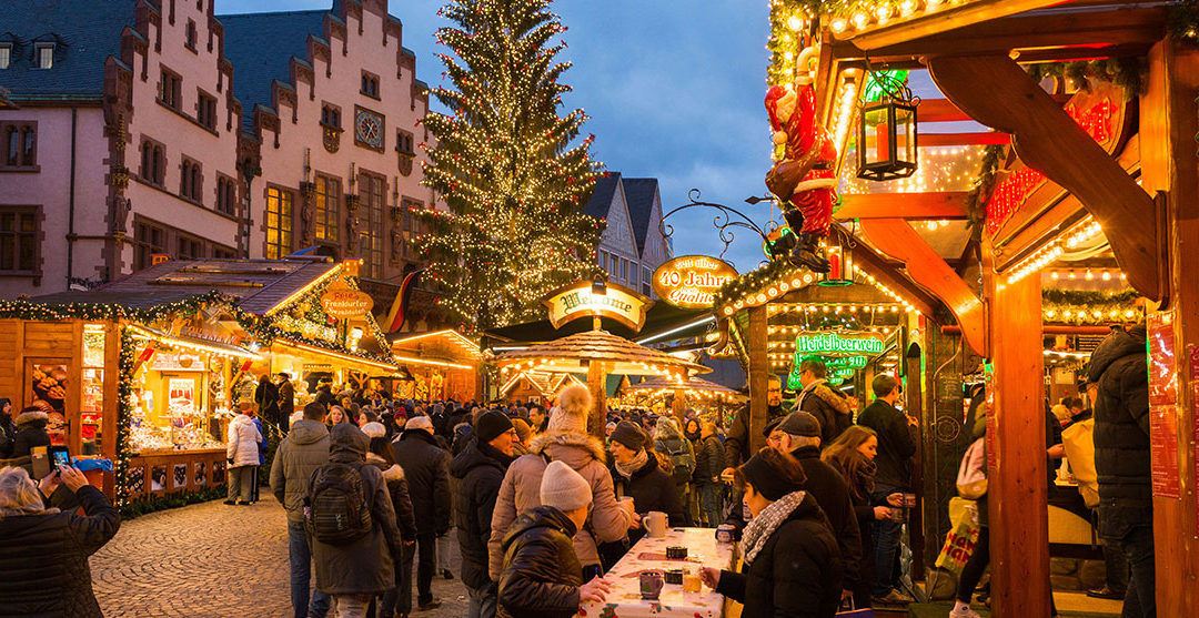 Jul i Frankfurt am Main